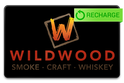 Recharge your Wildwood Card